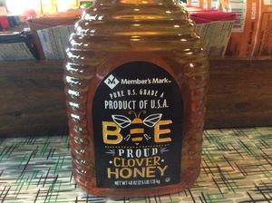 Honey-Member's Mark 2.5 pounds